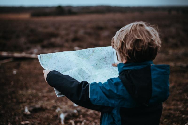 有一种学习方法:要地图,不要导航